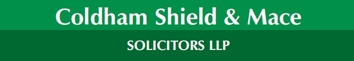 Coldham Shield & Mace Solicitors LLP